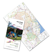 View the Travel Map online or download your own copy for free